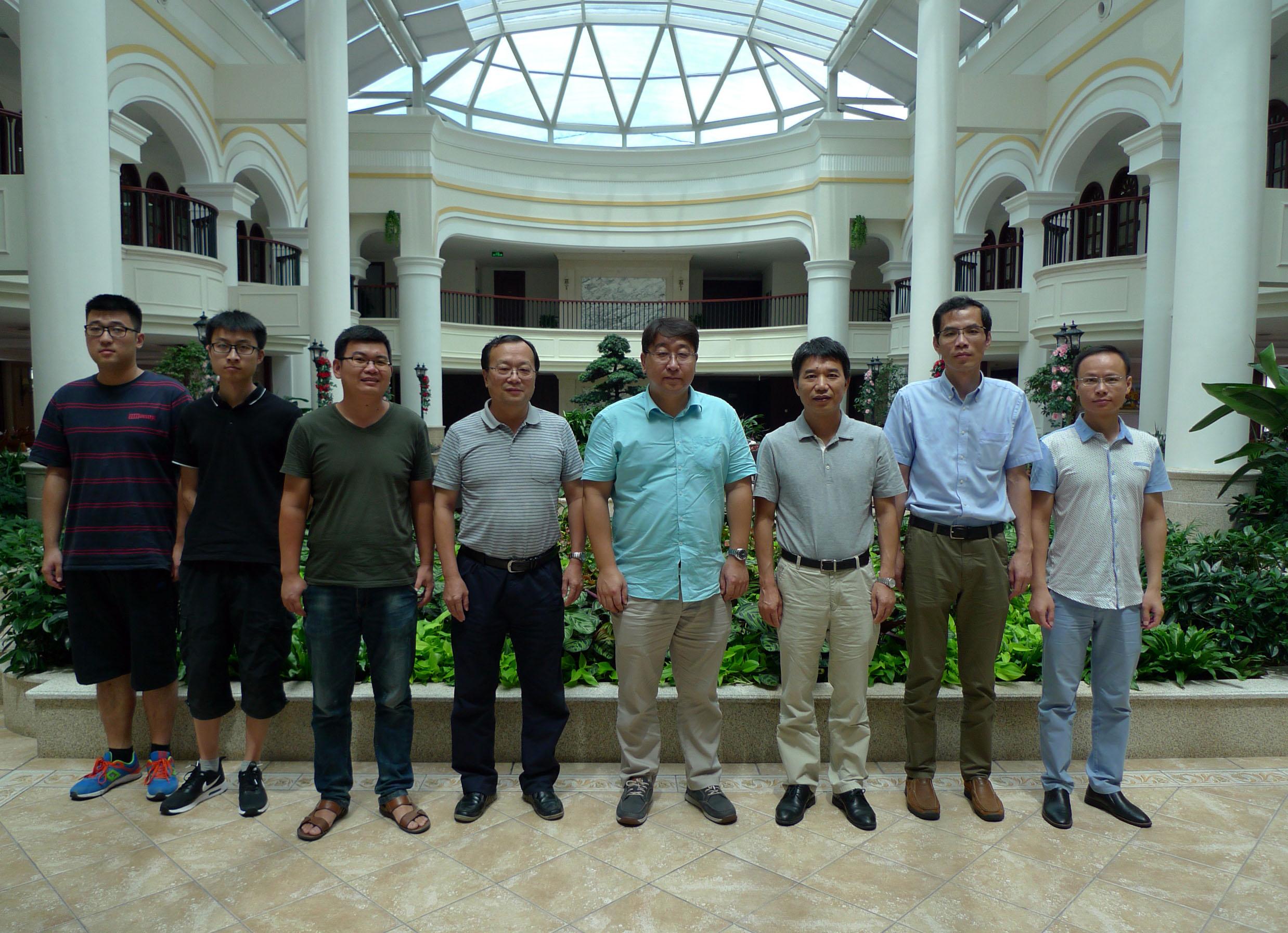 上海市工具工业研究所一行访问杭州巨星科技股份有限公司